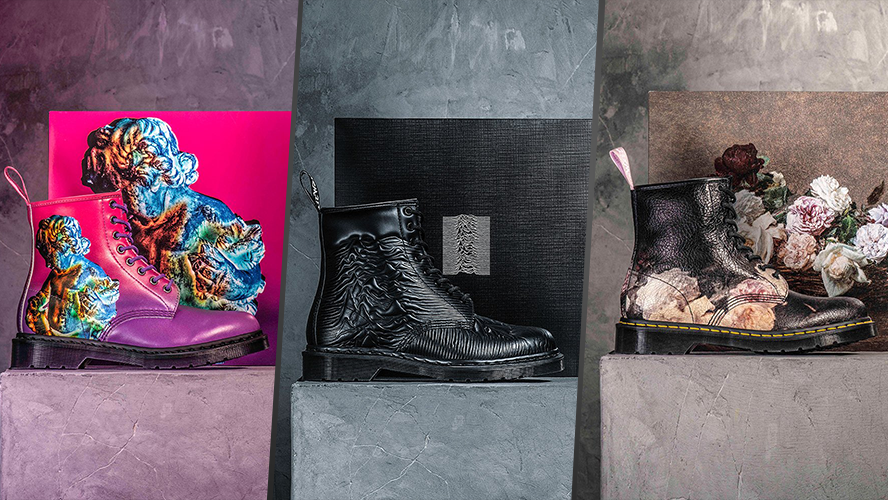 Dr. Martens announce collaboration with