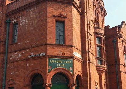 Salford Lads Club, England