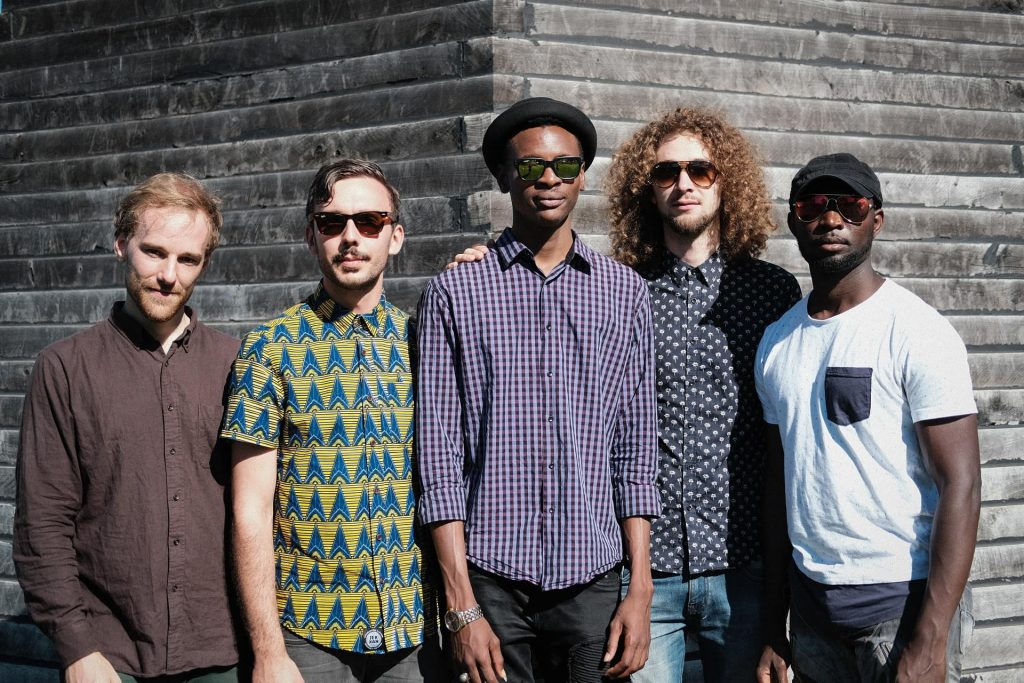 Senegambian Jazz Band