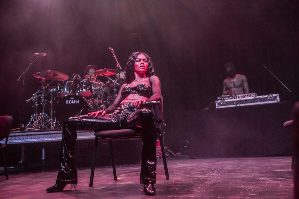 Teyana Taylor's Melbourne debut failed to live up to the hype