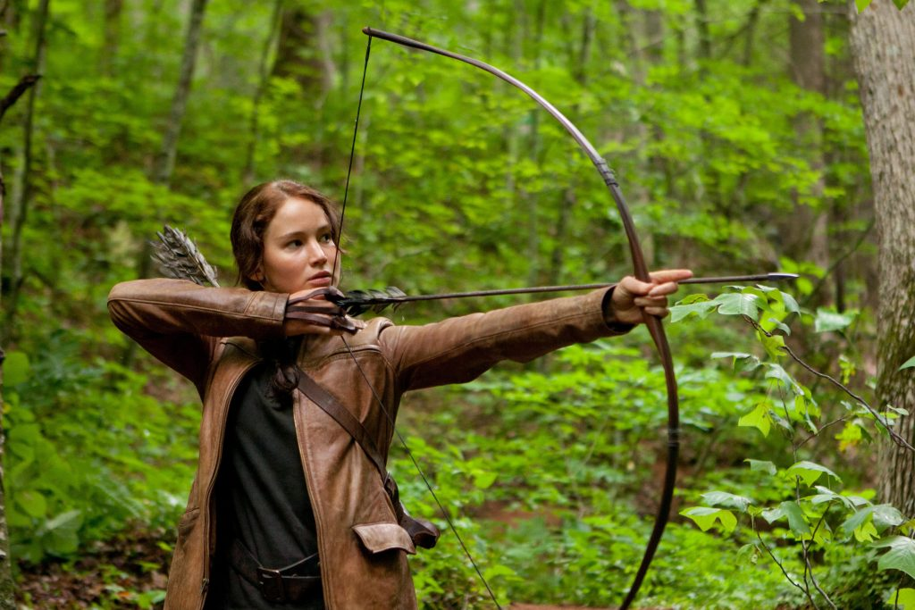 Katniss Everdeen, The Hunger Games