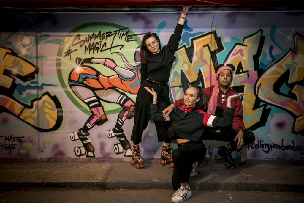 A groovy underground roller disco is coming to Melbourne next month