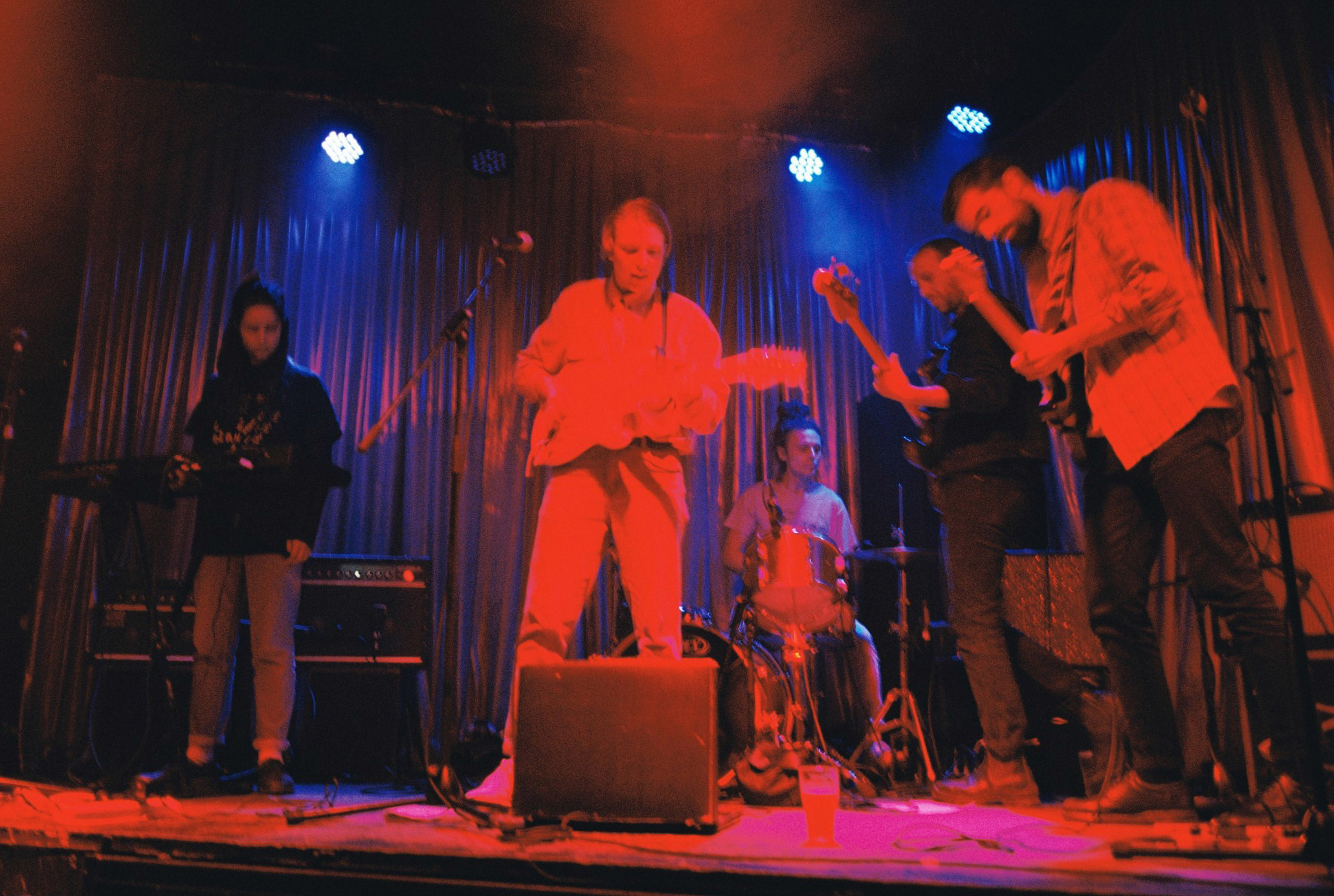 A Cool Sounds gig takes you on an hypnotic guitar-pop journey