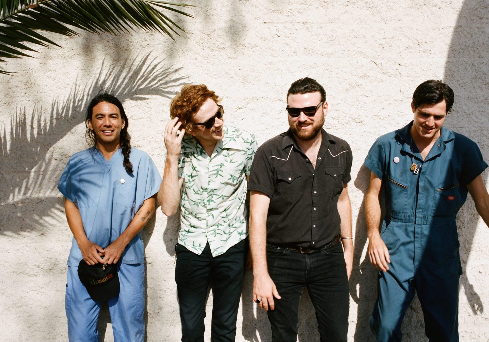 FIDLAR are primed and ready to inject Australia with their raucous
