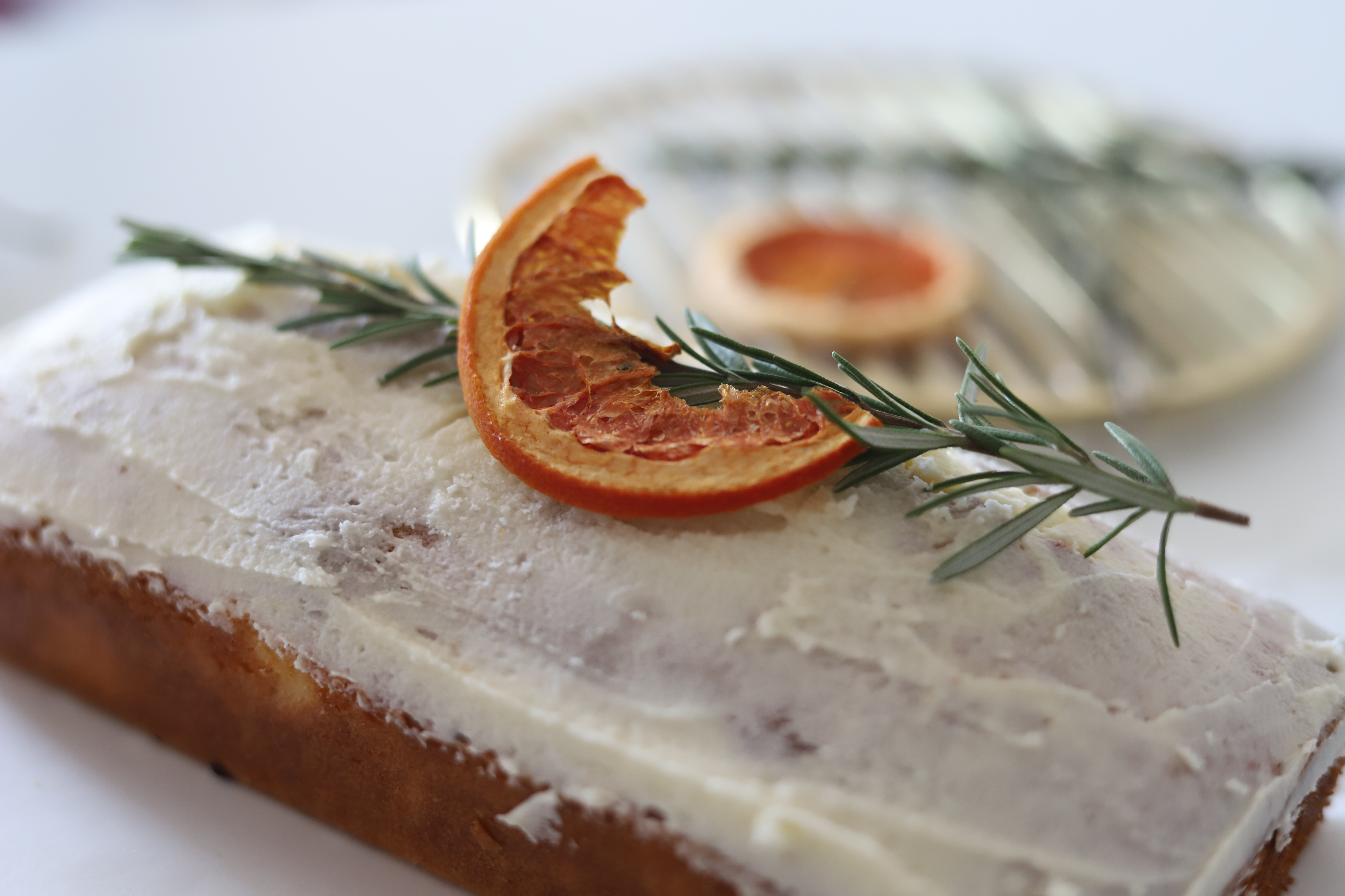 Rosemary Lemon Loaf