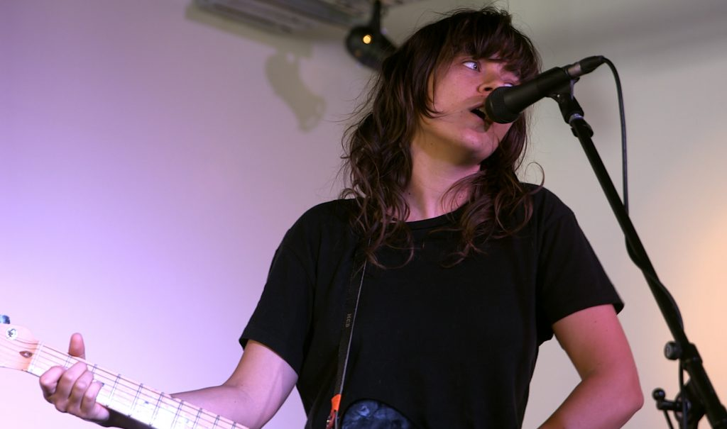Courtney Barnett in 'No Time For Quiet'