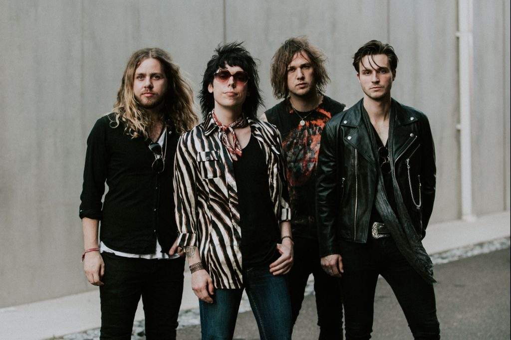 The high-octane history of British glam-rock stars The Struts