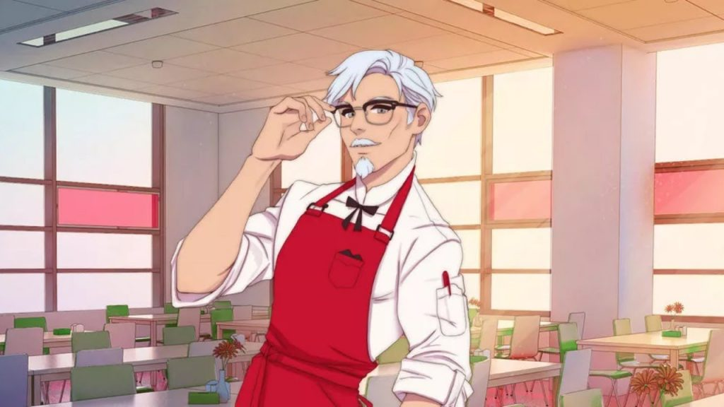 I Love You Colonel Sanders