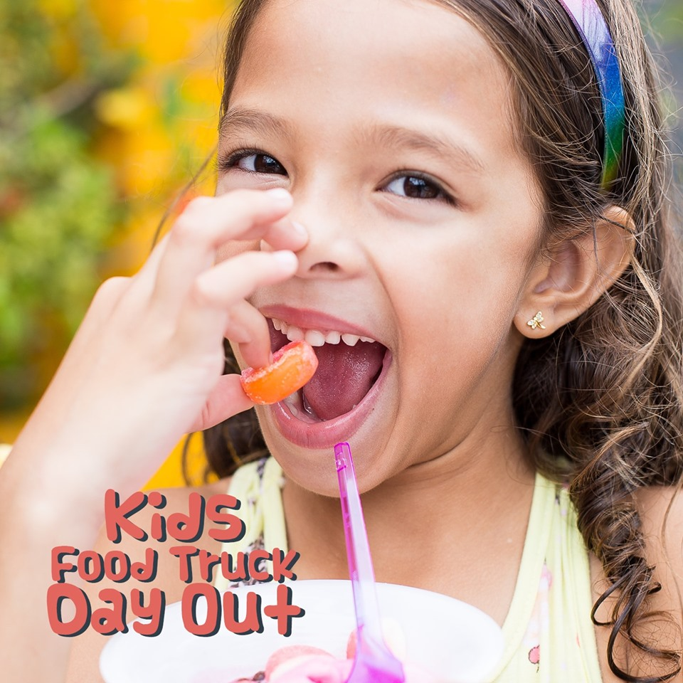 The Food Truck Park: Kid's Food Truck Day Out