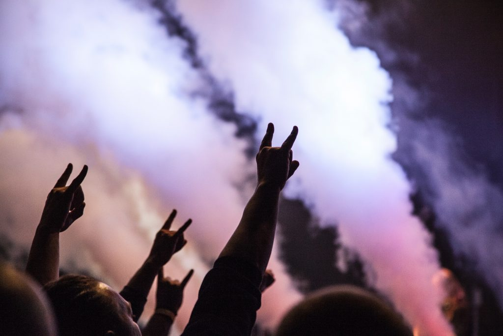 Studies have shown metal music is linked to positive mental health benefits