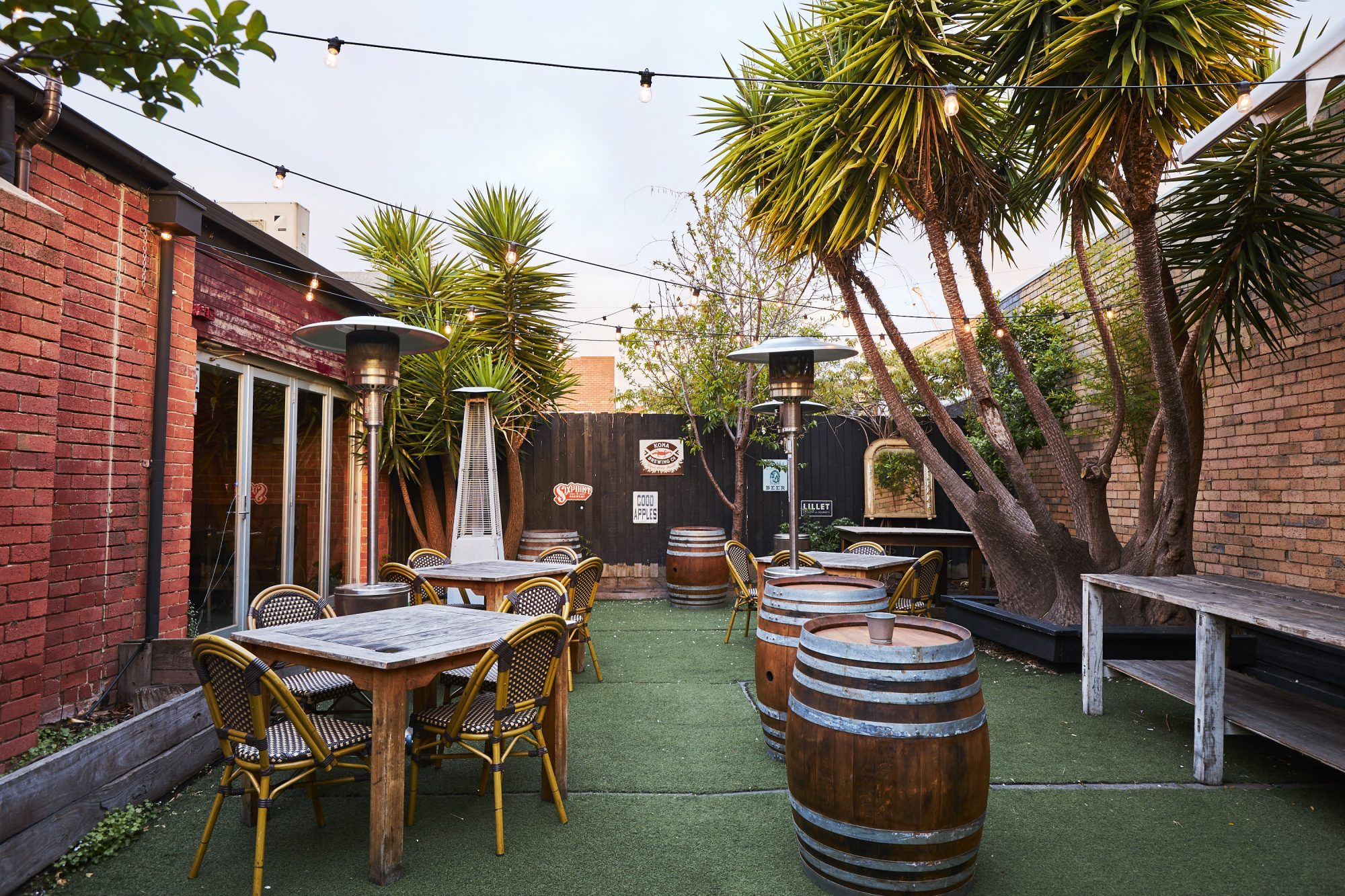 Le Bon Ton is Melbourne's slice of the American South