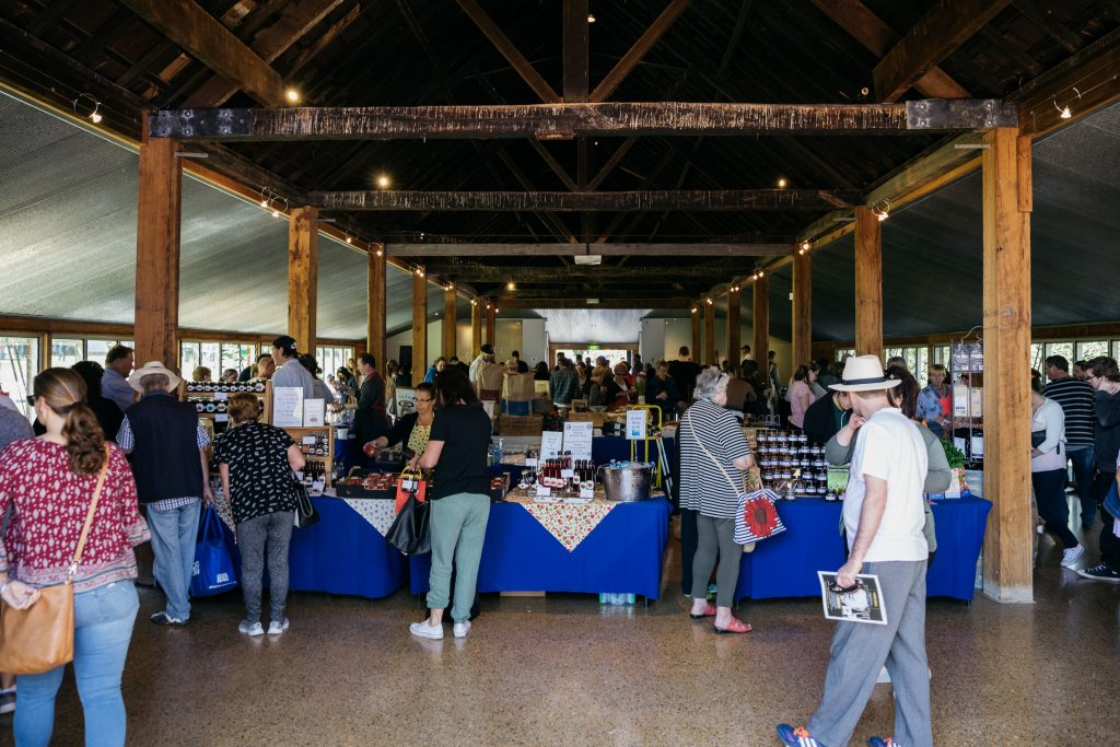Yarra Valley Regional Food Group Farmers' Market