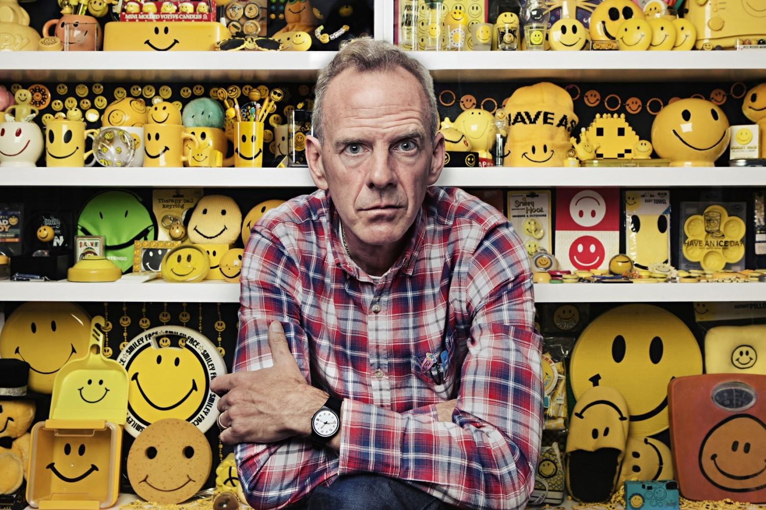 "Fatboy Slim on his love of Australia and playing in ""dirty"" clubs"