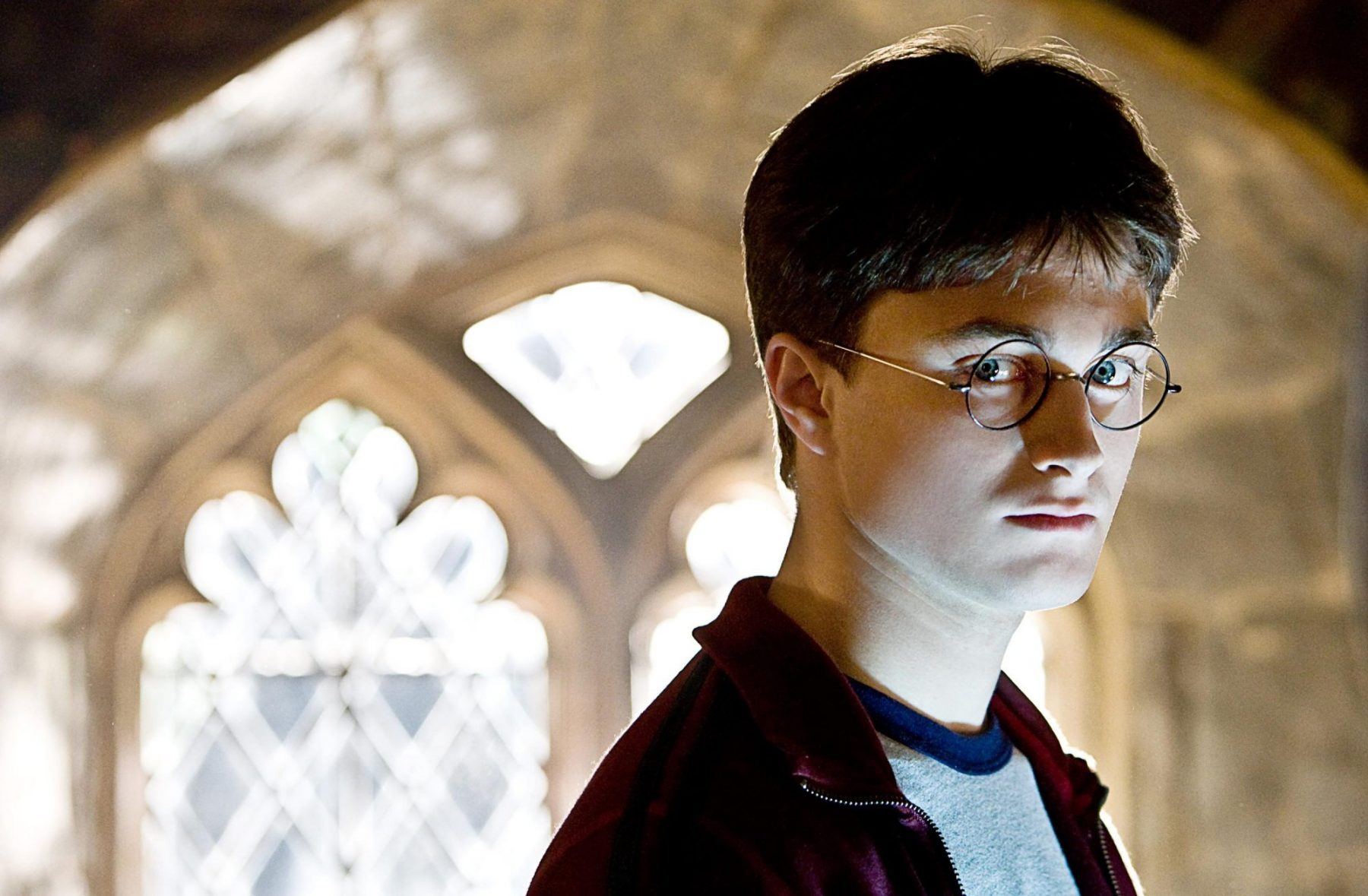 Daniel Radcliffe Doesn't Think He'll Ever Play Harry Potter Again