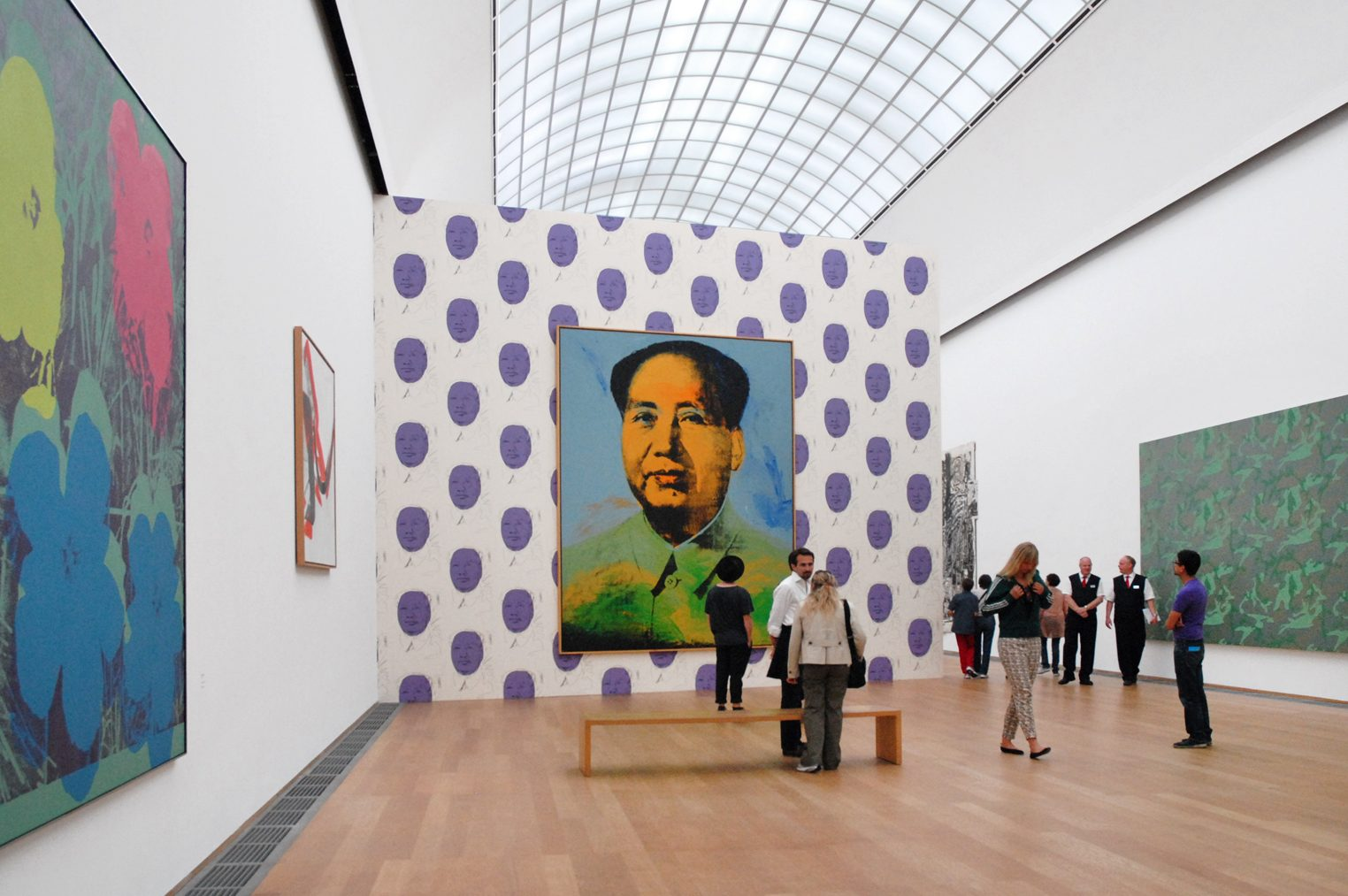 You Can Now Take A Virtual Tour Of The Tate Modern S Andy Warhol Exhibition