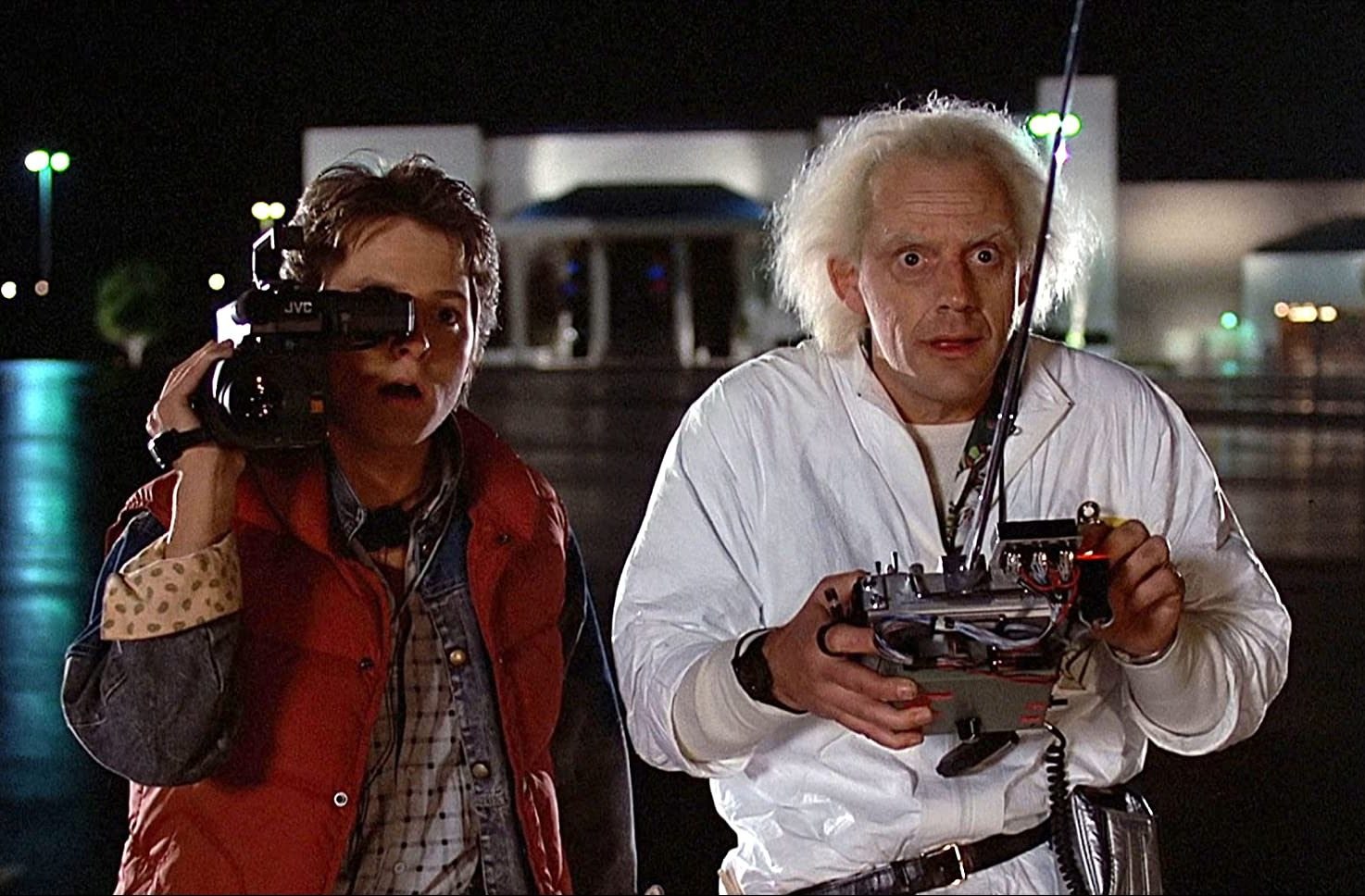 Back to the Future | Highest Grossing Film 1985 | Popcorn Banter