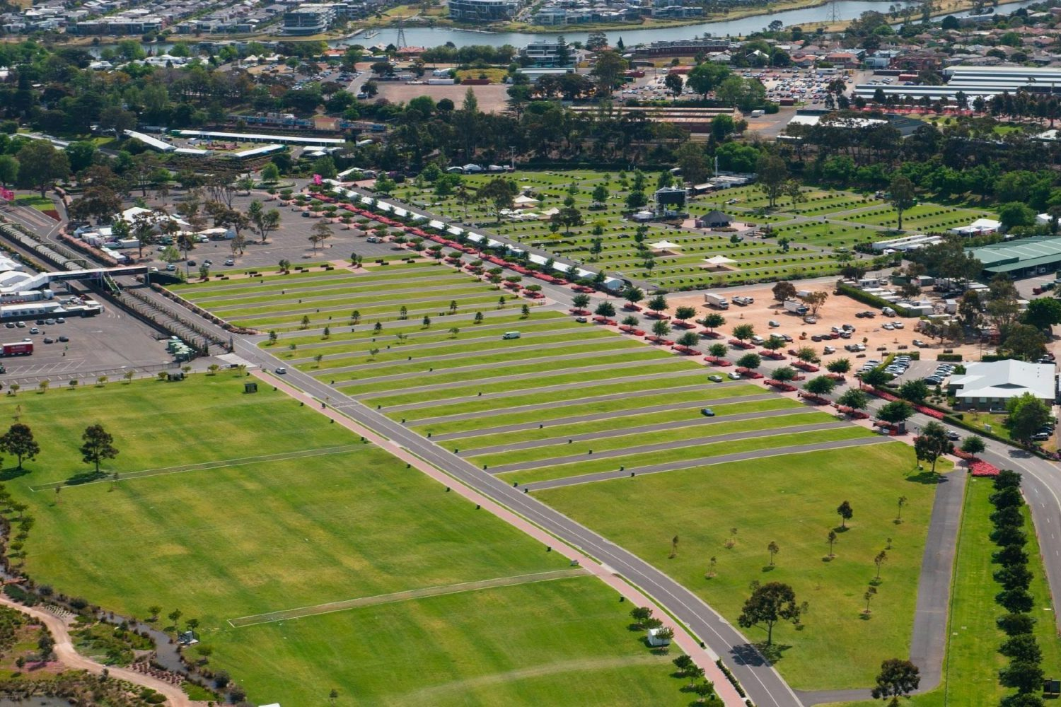 Melbourne's first drive-in concert series has been cancelled