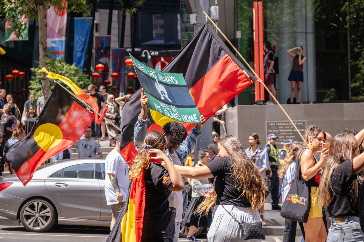 Keen to make your voice heard? Where to donate to support Australia's First Nations