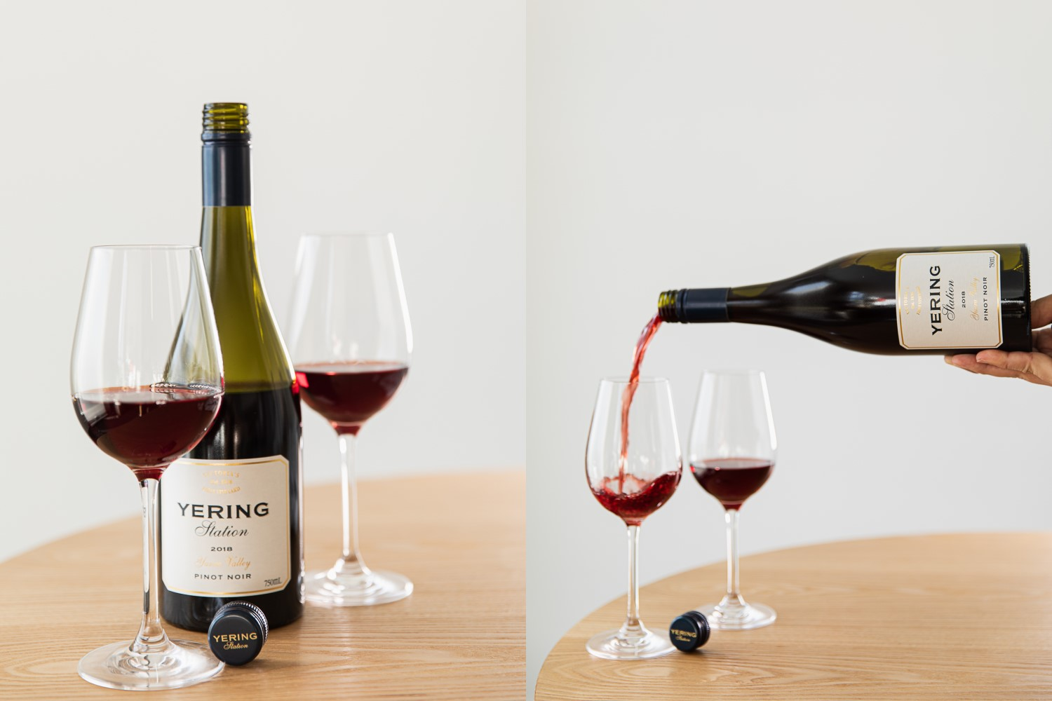 Yering Station's 2018 Pinot Noir is a sumptuous blast from the past