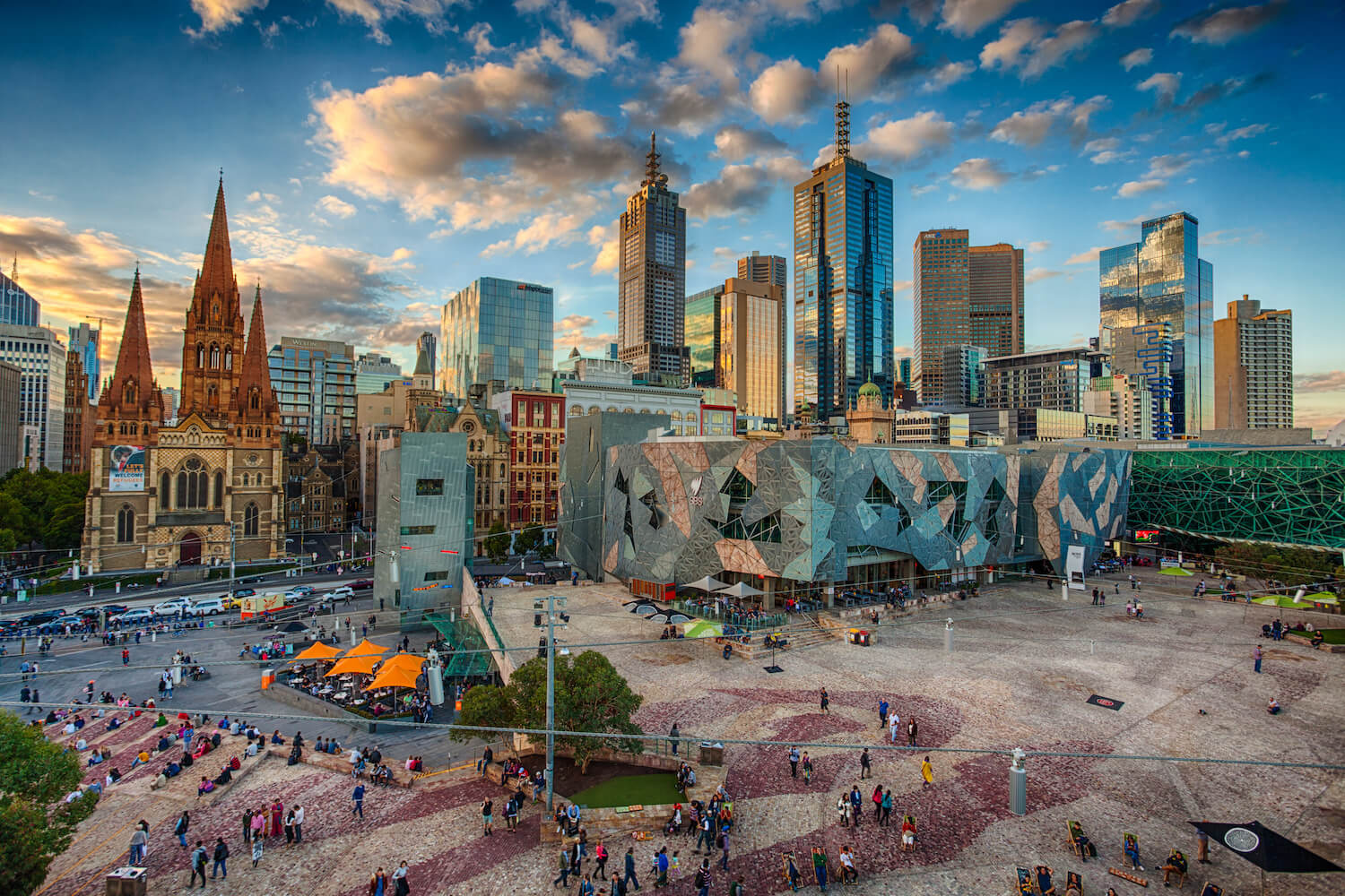 Fed Square is hosting an epic competition to help kickstart your music career