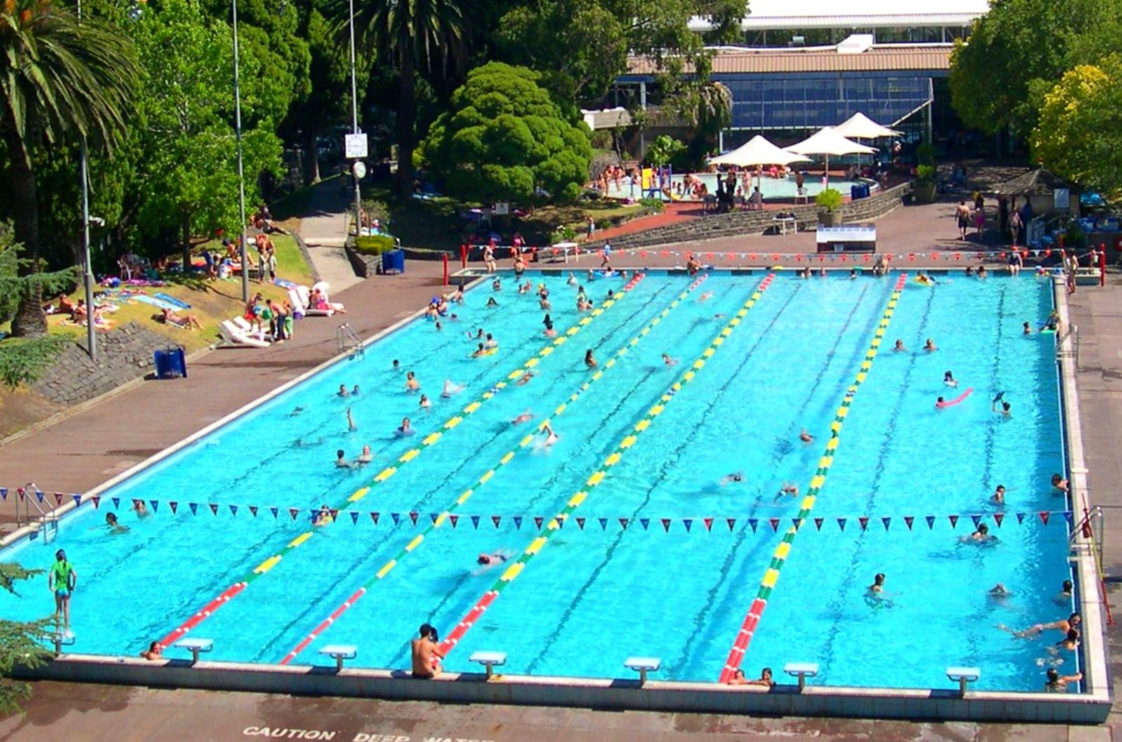 A List Of Melbourne S Best Swimming Pools