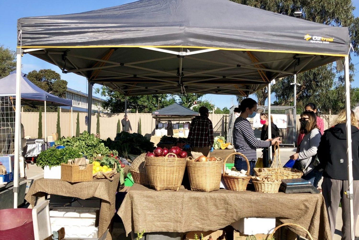 Putting sustainability first, Slow Food Melbourne Farmers' Market could be your favourite new food market