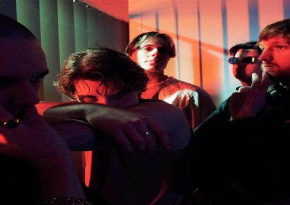 Melbourne band Cherry