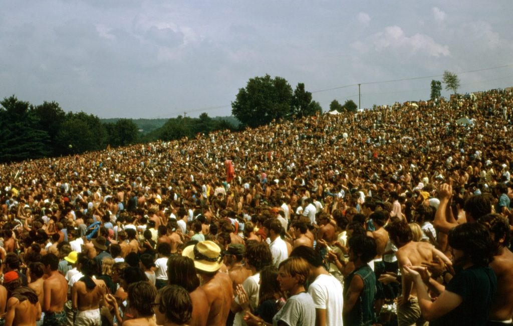 Woodstock Relived